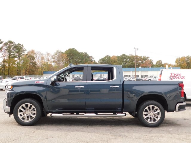 2019 Silverado 1500 Crew Cab 4x4,  Pickup #190372 - photo 6