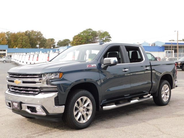 2019 Silverado 1500 Crew Cab 4x4,  Pickup #190372 - photo 7