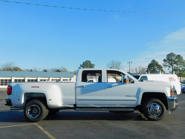 2019 Silverado 3500 Crew Cab 4x4,  Pickup #190488 - photo 3