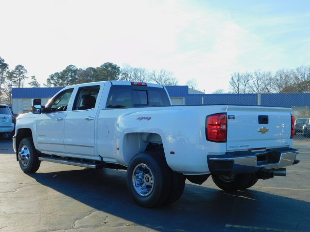 2019 Silverado 3500 Crew Cab 4x4,  Pickup #190488 - photo 5