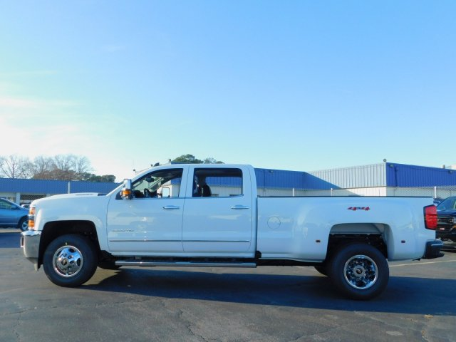 2019 Silverado 3500 Crew Cab 4x4,  Pickup #190488 - photo 6