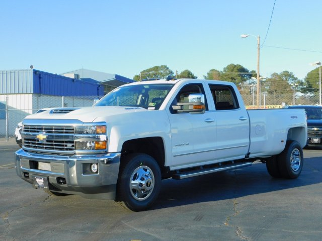 2019 Silverado 3500 Crew Cab 4x4,  Pickup #190488 - photo 7