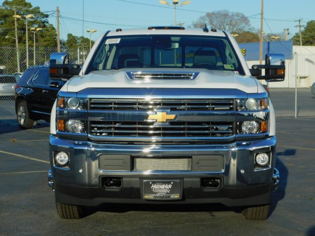2019 Silverado 3500 Crew Cab 4x4,  Pickup #190488 - photo 8