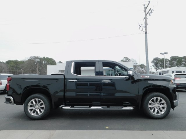 2019 Silverado 1500 Crew Cab 4x4,  Pickup #190496 - photo 3