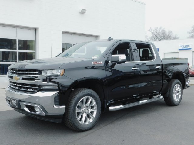 2019 Silverado 1500 Crew Cab 4x4,  Pickup #190496 - photo 7