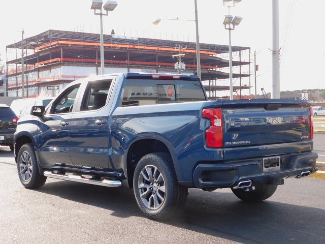 2019 Silverado 1500 Crew Cab 4x4,  Pickup #190520 - photo 5