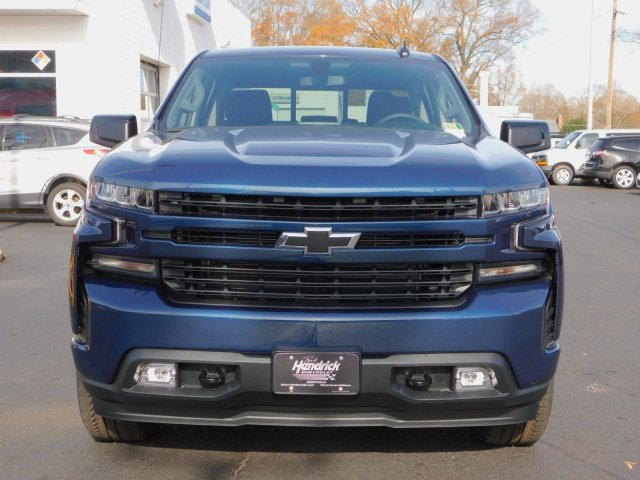 2019 Silverado 1500 Crew Cab 4x4,  Pickup #190520 - photo 8