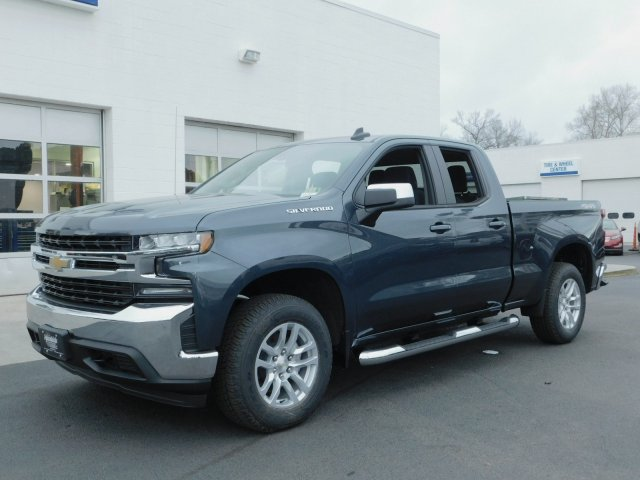 2019 Silverado 1500 Double Cab 4x4,  Pickup #190530 - photo 7