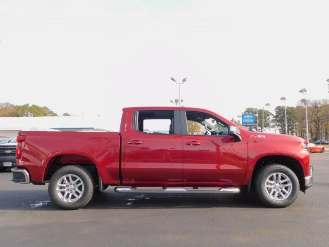 2019 Silverado 1500 Crew Cab 4x4,  Pickup #190545 - photo 3