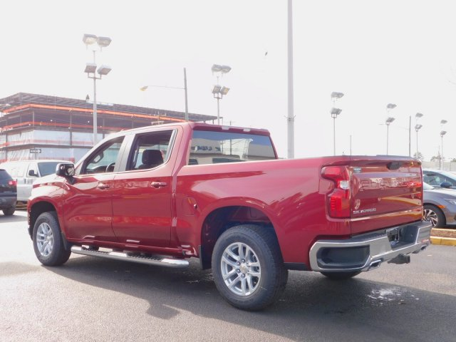 2019 Silverado 1500 Crew Cab 4x4,  Pickup #190545 - photo 5