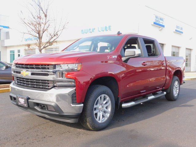 2019 Silverado 1500 Crew Cab 4x4,  Pickup #190545 - photo 7