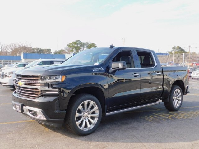 2019 Silverado 1500 Crew Cab 4x4,  Pickup #190624 - photo 7