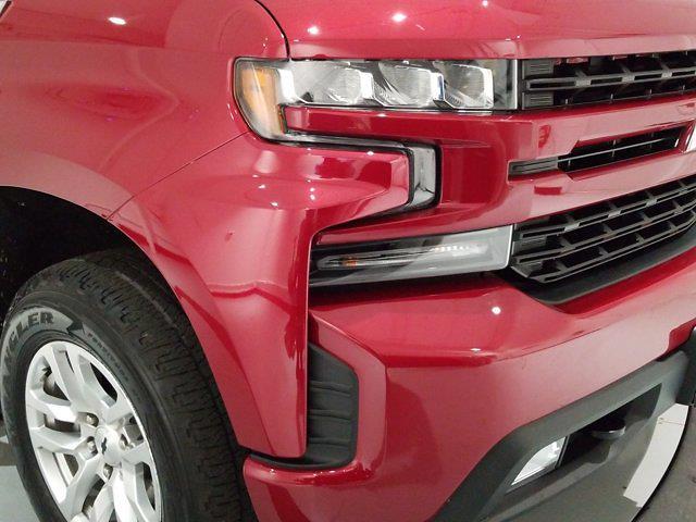 2019 Chevrolet Silverado 1500 Crew Cab 4x4, Pickup #M01148A - photo 10