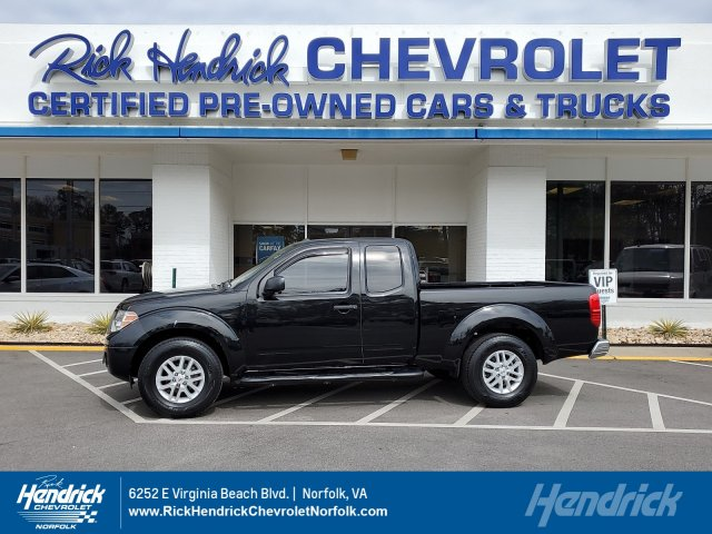 2017 Nissan Frontier King Cab 4x2, Pickup #26206B - photo 1