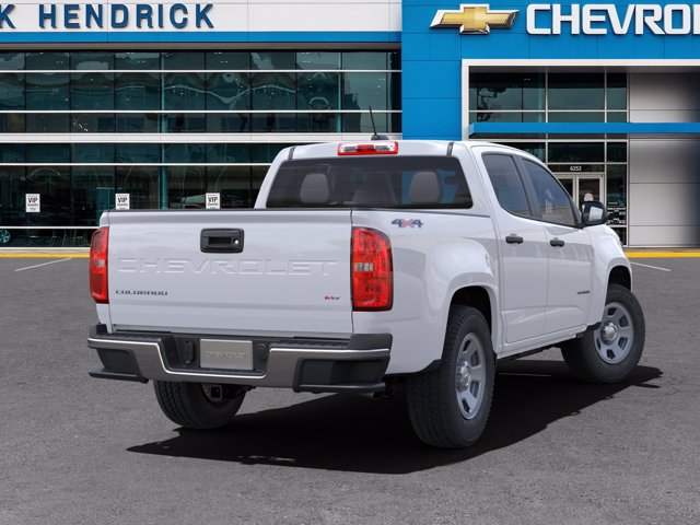 2021 Chevrolet Colorado Crew Cab 4x4, Pickup #CM00310 - photo 1