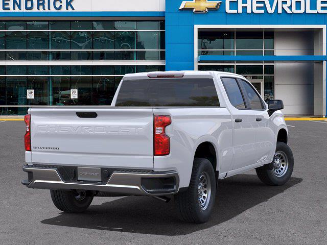 2021 Chevrolet Silverado 1500 Crew Cab 4x2, Pickup #CM00839 - photo 2