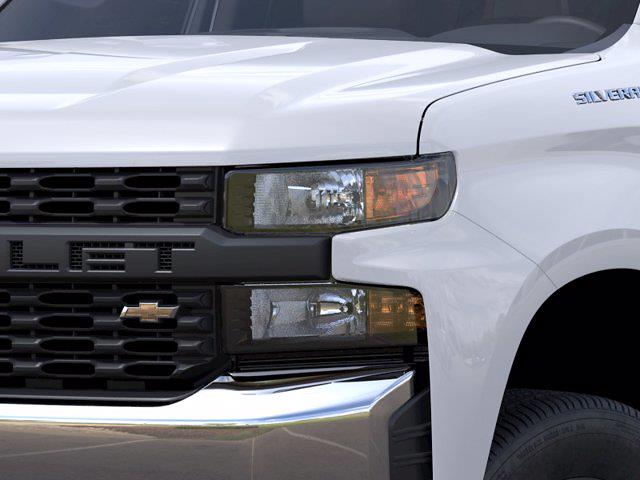 2021 Chevrolet Silverado 1500 Crew Cab 4x2, Pickup #CM00839 - photo 8