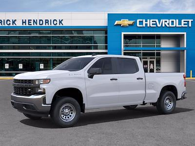 2021 Chevrolet Silverado 1500 Crew Cab 4x2, Pickup #CM00839 - photo 3