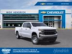 2021 Chevrolet Silverado 1500 Crew Cab 4x2, Pickup #CM00839 - photo 1