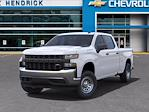 2021 Chevrolet Silverado 1500 Crew Cab 4x2, Pickup #CM00839 - photo 6