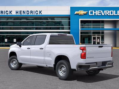 2021 Chevrolet Silverado 1500 Crew Cab 4x4, Pickup #CM00845 - photo 4