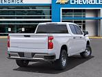 2021 Chevrolet Silverado 1500 Crew Cab 4x4, Pickup #CM00845 - photo 2