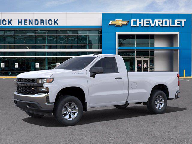 2021 Chevrolet Silverado 1500 Regular Cab 4x2, Pickup #CM00885 - photo 3