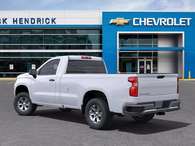 2021 Chevrolet Silverado 1500 Regular Cab 4x2, Pickup #CM00885 - photo 4