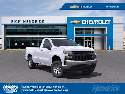 2021 Chevrolet Silverado 1500 Regular Cab 4x2, Pickup #CM00885 - photo 1