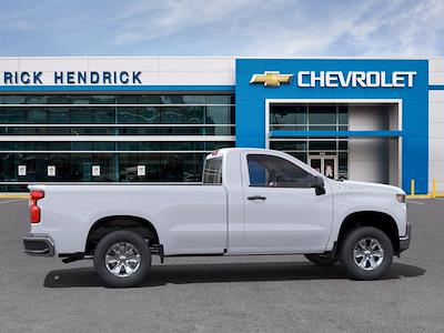 2021 Chevrolet Silverado 1500 Regular Cab 4x2, Pickup #CM00885 - photo 5