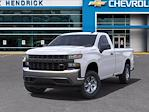 2021 Chevrolet Silverado 1500 Regular Cab 4x2, Pickup #CM00885 - photo 6