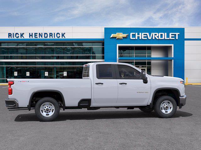 2021 Chevrolet Silverado 2500 Double Cab 4x4, Pickup #CM01029 - photo 5