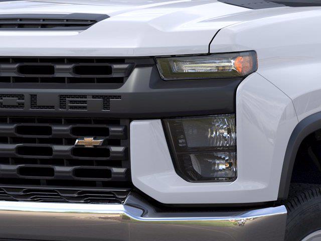 2021 Chevrolet Silverado 2500 Double Cab 4x4, Pickup #CM01029 - photo 8