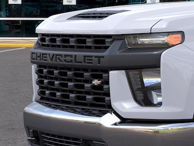 2021 Chevrolet Silverado 2500 Double Cab 4x4, Pickup #CM01029 - photo 11