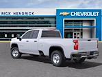 2021 Chevrolet Silverado 2500 Double Cab 4x4, Pickup #CM01029 - photo 4