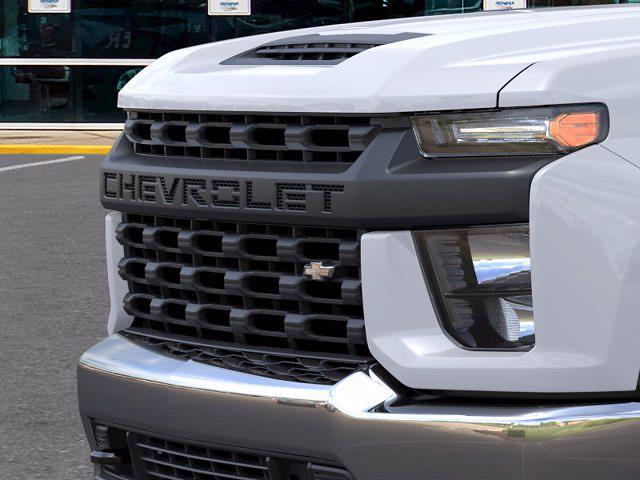 2021 Chevrolet Silverado 2500 Double Cab 4x4, Pickup #CM01035 - photo 11