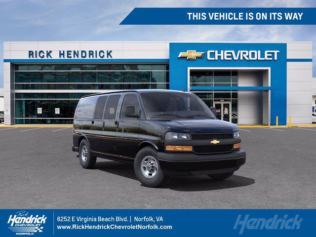 2021 Chevrolet Express 2500 4x2, Empty Cargo Van #CM01050 - photo 1