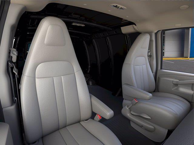2021 Chevrolet Express 2500 4x2, Empty Cargo Van #CM01050 - photo 13