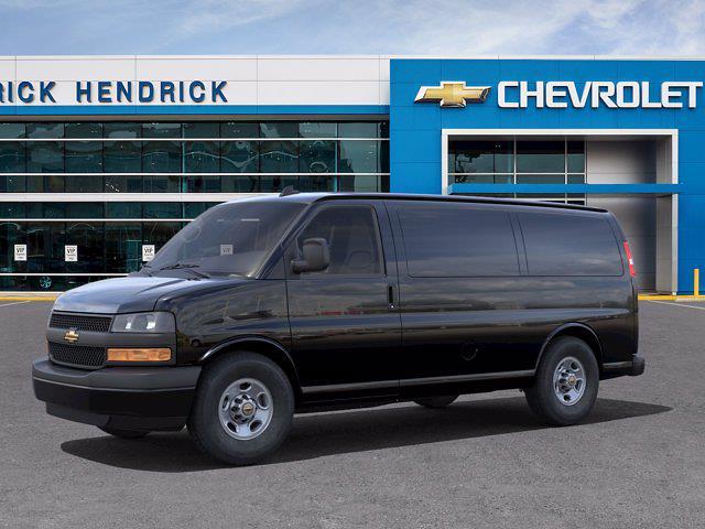 2021 Chevrolet Express 2500 4x2, Empty Cargo Van #CM01050 - photo 3