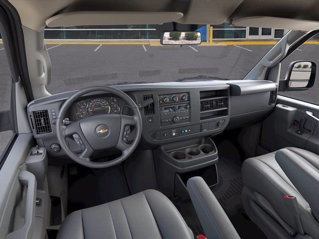 2021 Chevrolet Express 2500 4x2, Empty Cargo Van #CM01051 - photo 12