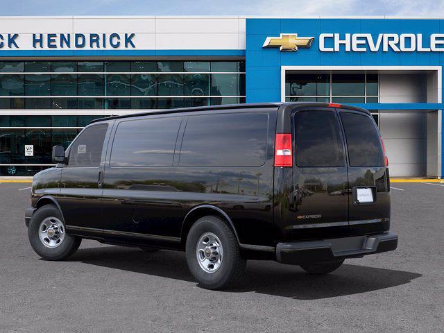 2021 Chevrolet Express 2500 4x2, Empty Cargo Van #CM01051 - photo 4