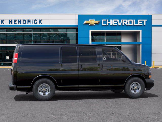 2021 Chevrolet Express 2500 4x2, Empty Cargo Van #CM01052 - photo 5