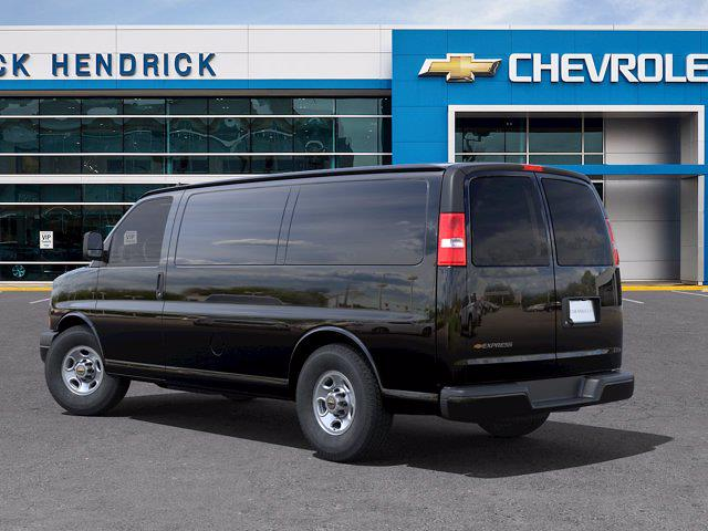 2021 Chevrolet Express 2500 4x2, Empty Cargo Van #CM01053 - photo 4