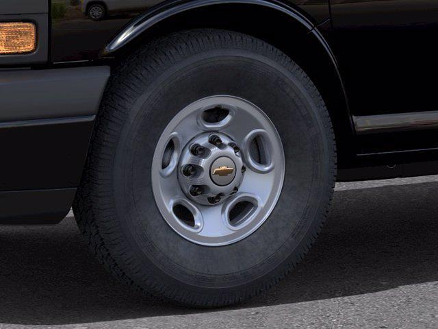 2021 Chevrolet Express 2500 4x2, Empty Cargo Van #CM01053 - photo 7
