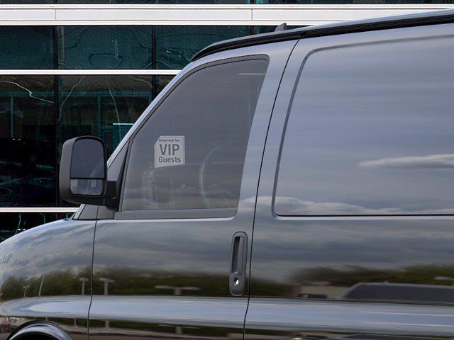2021 Chevrolet Express 2500 4x2, Empty Cargo Van #CM01054 - photo 10
