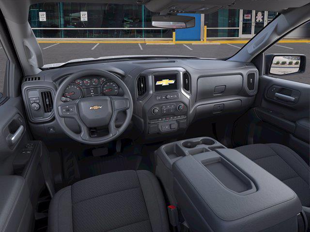 2021 Chevrolet Silverado 1500 Regular Cab 4x2, Pickup #CM01110 - photo 12