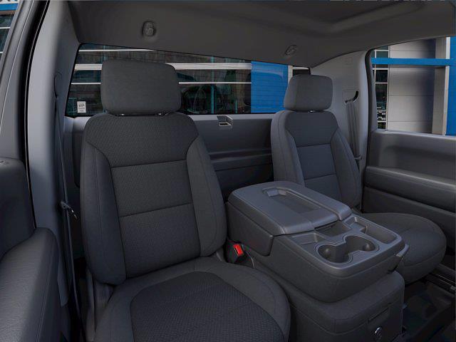 2021 Chevrolet Silverado 1500 Regular Cab 4x2, Pickup #CM01110 - photo 13