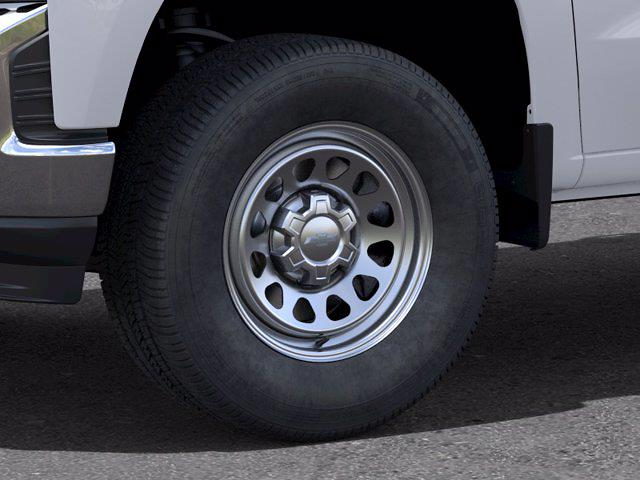 2021 Chevrolet Silverado 1500 Regular Cab 4x2, Pickup #CM01110 - photo 7