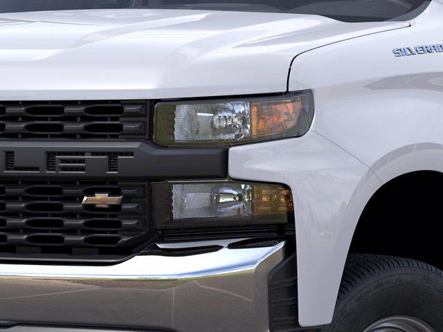 2021 Chevrolet Silverado 1500 Regular Cab 4x2, Pickup #CM01110 - photo 8