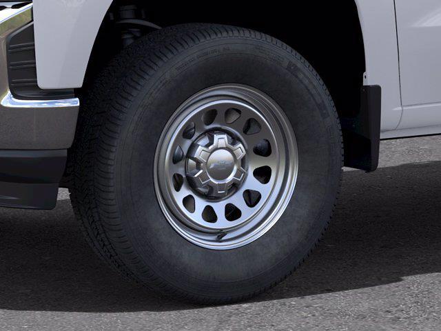 2021 Chevrolet Silverado 1500 Regular Cab 4x2, Pickup #CM01111 - photo 7